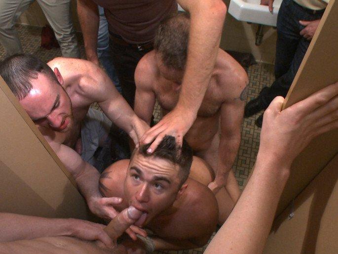 Forced Gangbang Gay Sex Gif