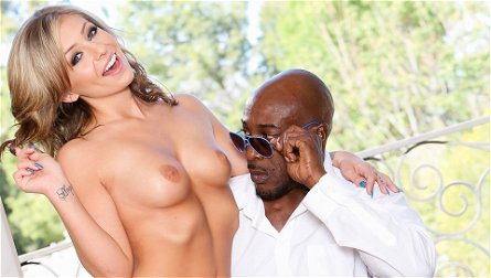 Madelyn Monroe & Wesley Pipes in My New Black Stepdaddy #16, Scene #04