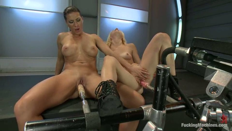 Black lesbian orgy dildo sex machne