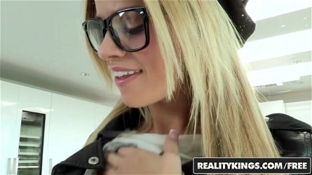 Teens love Huge COCKS - DJessa Rhodes Johnny Sins - Bare It All - Reality Kings