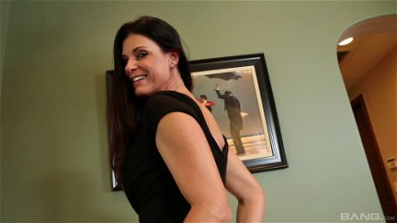 Her name is India Summer and she can handle any kind of penetration