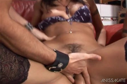 Busty porn hottie Lou Charmelle treats cock a hot and nasty blowjob