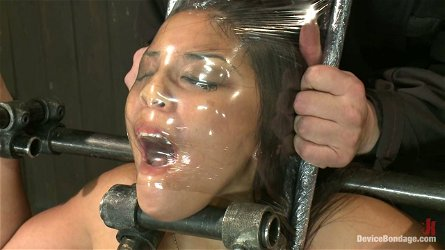 Adriana Luna Hot Latina Getting Tortured and Toyed in BDSM Vid