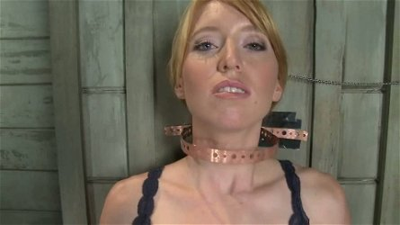 Ami Emerson Toying and Dominating Princess Donna Dolore in Bondage vid