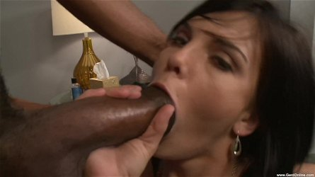Riding a stiff dick is more than enough to satisfy Mackenzee Pierce