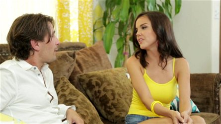 Manuel Ferrara fucks with young Dillion Harper