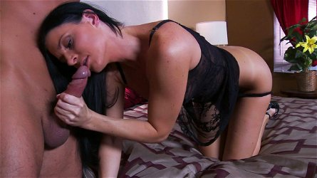 India Summer rides on dick of hardcore Keiran Lee
