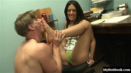 Lyla Storm gets that pussy plowed whenever she wants