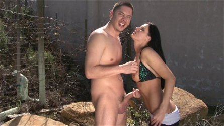 Cute brunette puss India Summer gets drilled by Alex Gonz