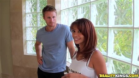 MILF Destiny Summers gets banged in a bathroom