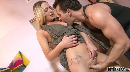 Alexis Grace the blonde gets fucked doggystyle in Ultimate Fucking Championship