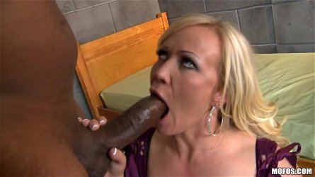 Vicious Blonde MILF Austin Taylor Gets Fucked and Facialized Big Time