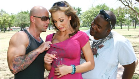 Nikki Sexx & Barry Scott in Adulterous Affairs #04 - MileHighMedia