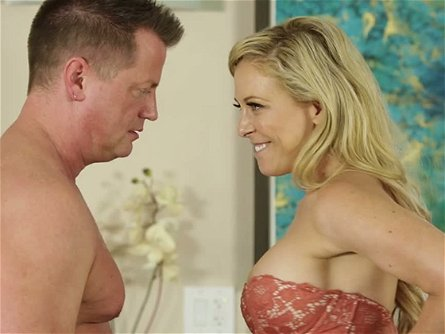 Cherie DeVille is a different kind of MILF and this hottie loves sucking dick