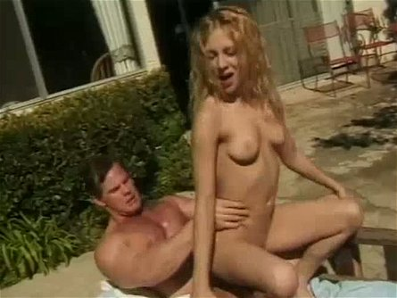 Samantha Sterlyng is enjoying sex to its fullest on a sunny day