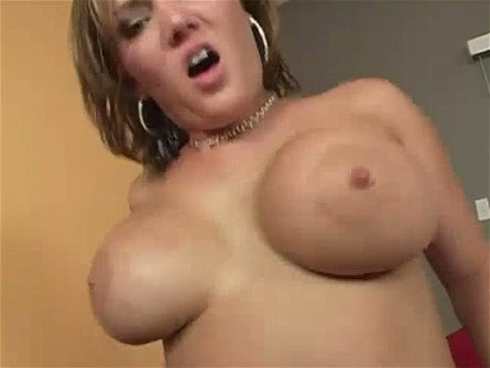 Big tittied skilled mommy Claire Dames rides massive stiff bonker furiously