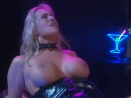Horny guy fucks saucy wild pole dancer Trina Michaels in various poses tough