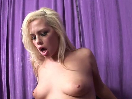 Blonde ass licker Rachel Love and her milf girlfriend bang one man