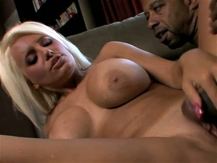 Horny BBC fucks lusty and stretched pussy of Jacky Joy