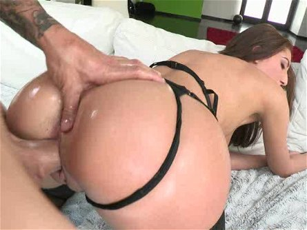 vivacious vivie vivie delmonico chris strokes oiled butt