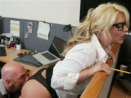 phoenix marie johnny sins in naughty office