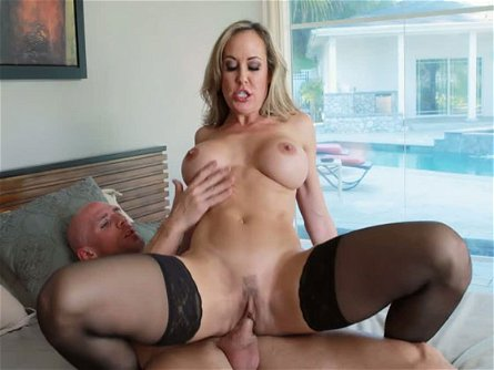 Brandi Love Johnny Sins in Seduced by a cougar. Part 4