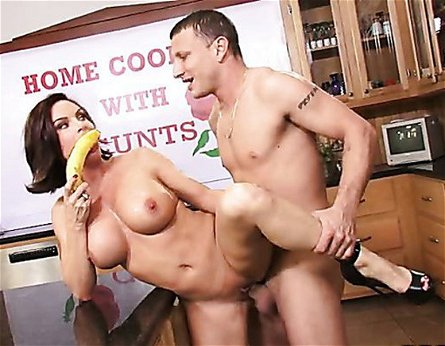 Home Cooking with Cunts/Diamond Foxxx. Part 2