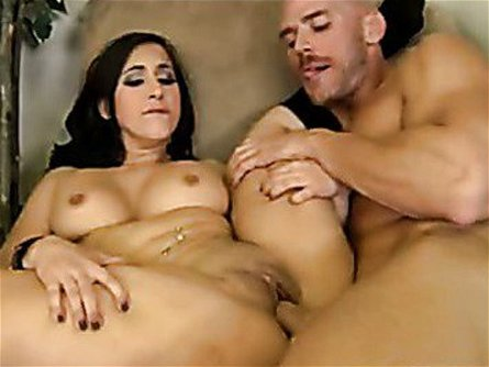 Horny Valerie Kay gets pounded with a big prick