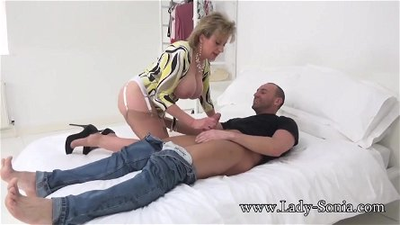 Spanish Fly In Nymph Sonias Tea Gets Her Insatiable As Screw