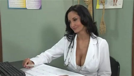 ava addams is your favourite doctor