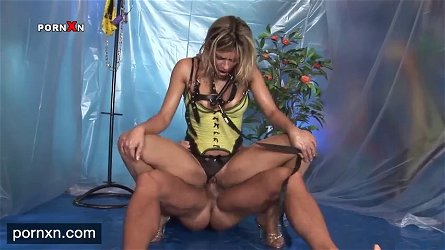 Pornxn klarisa leone is a rough bdsm slut