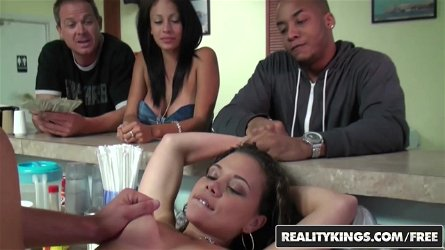 RealityKings - Money Talks - Jmac Nychole Mac - Al La Carte