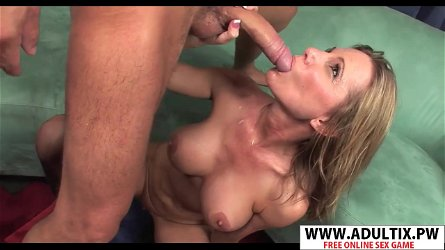 Euro Mommy Nikki Austin Gets Humped Hard
