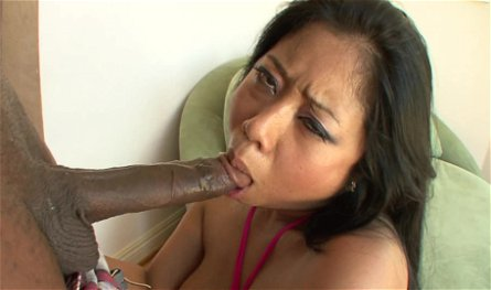Fleshy Asian Beauty Kya Tropic Blowing Dick