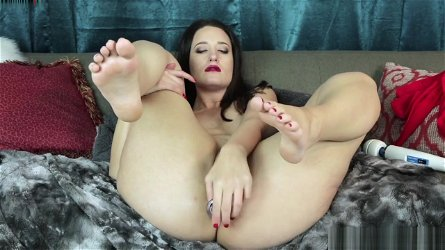 Kimberly Kane My Gapetastic Anal Gauntlet in private premium video