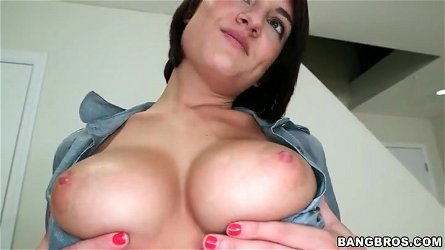 Chase Ryder models her pierced pussy