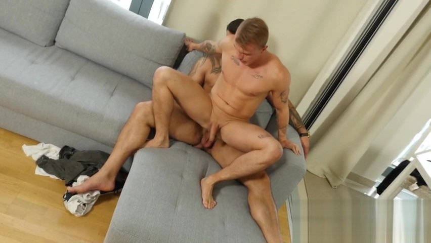 Hairy Muscle Men Adam Champ And Vince Ferelli Fuck By Hairy Boyz