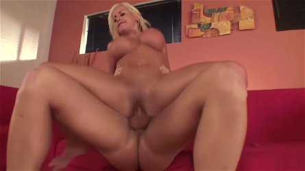 Blonde derives pleasure from sex