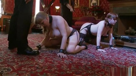 Pornstar sex video featuring Lilla Katt and Nerine Mechanique