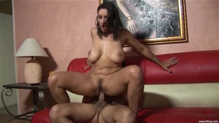 Older woman Persia Monir knows what she wants from the younger guy