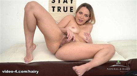 Lily Love in Hairy Fun Movie - ATKHairy
