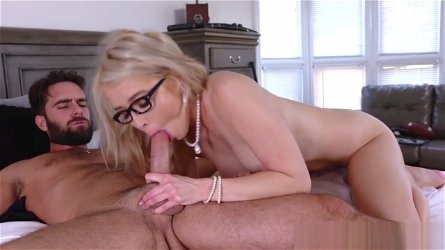 Neighbors stepson bangs with MILF Tiffany Fox