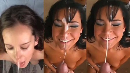 Multiscreen facial compilation 2