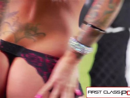 FirstClassPOV - Lolly Ink fucking a monster cock, bubble butt & big ti