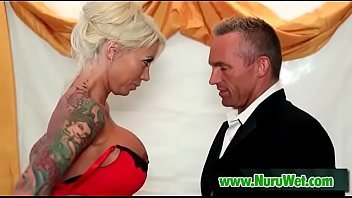 Premarriage Massage (Marcus London &amp_ Lolly Ink) video-01