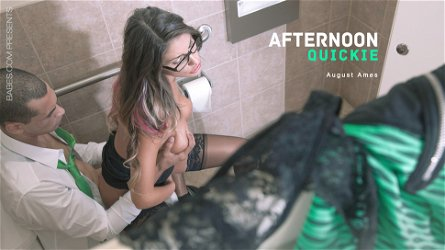 August Ames in Afternoon Quickie Scene