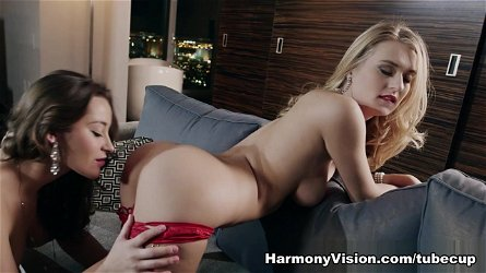 Natalia Starr & Dani Daniels in Pussy Licking Fiesta - HarmonyVision